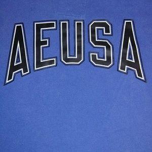 A&E Blue Hoodie